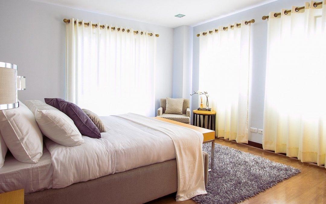 Rendre votre chambre à coucher apaisante et agréable