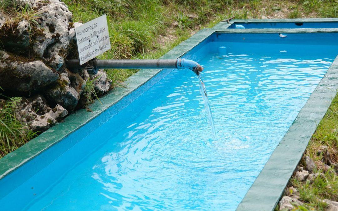 Votre bassin nécessite une bonne pompe